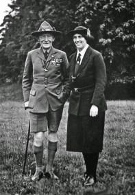 Robert e Olave Baden-Powell