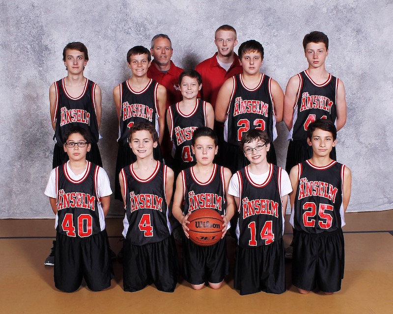 7/8 Boys Basketball