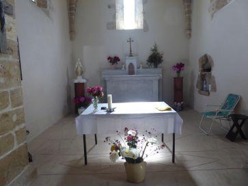 Messe St Pancrace 26 05 2018