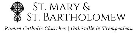 St. Bartholomew + St. Mary Parishes