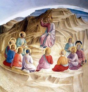 Fra Angelico - Sermon sur la montagne