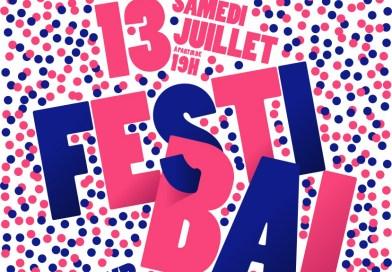 Le FestiBal revient samedi 13 juillet
