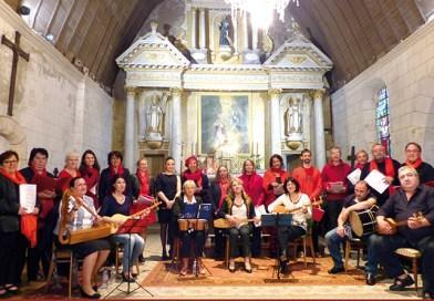 Chants géorgiens à Clémencé le 5 octobre