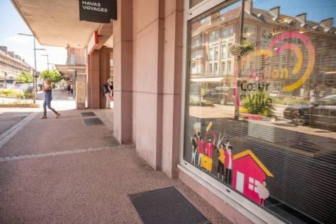 La maison du projet Action Coeur de Ville est située au 31, rue Thiers.