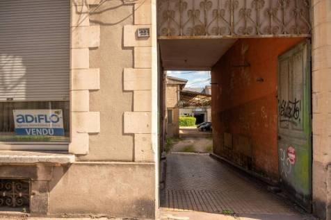 Cet immeuble de la rue de la Bolle va être rénové avec l'aide de l'OPAH-RU.