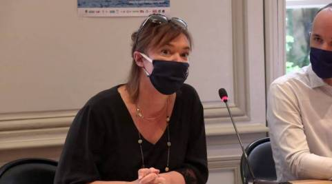 Victoria Kapps, directrice du FIG.
