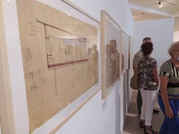 Vernissage_Exposition_Le_Corbusier_Jean_Prouvé_MPN (6)