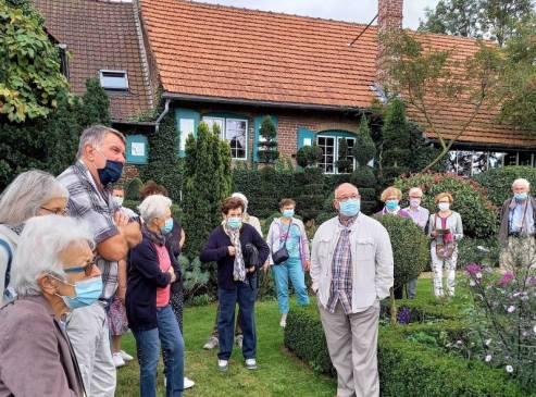 edelveisJardin des Récollets CASSEL en Flandres