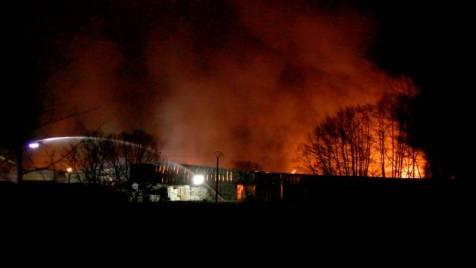 Incendie Laval-sur-Vologne 1