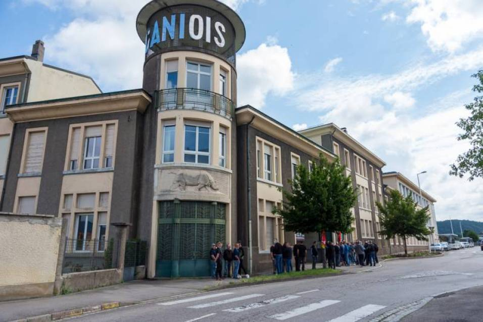 Grève_Usine_Gantois (5)
