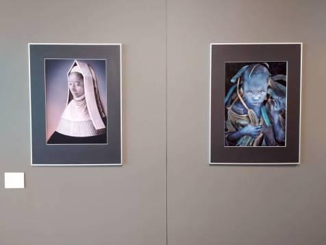 "L'exposition ""La chaie nue"" de William Ropp"