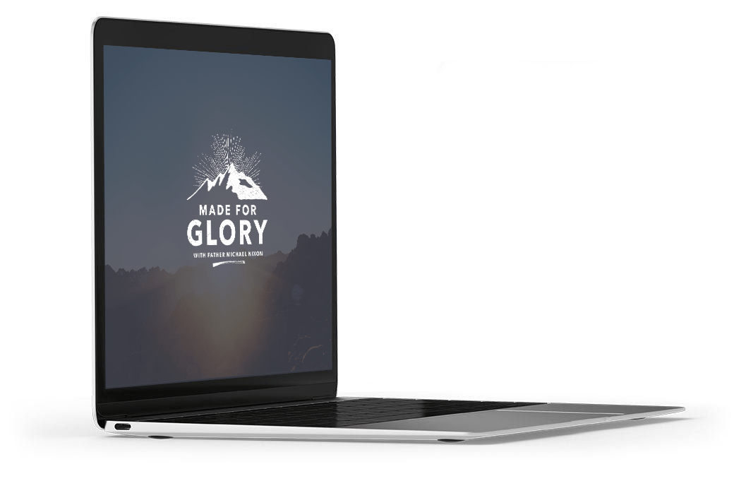 made for glory, father michael nixon, weekly web series