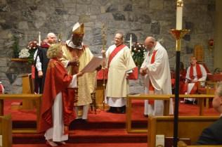 Elaine Thomas Ordination_2014