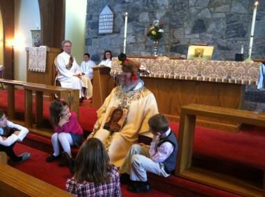 Father Casey_Turkey Sermon