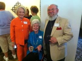 Jill Bell, Nancy Doyle, Father Casey