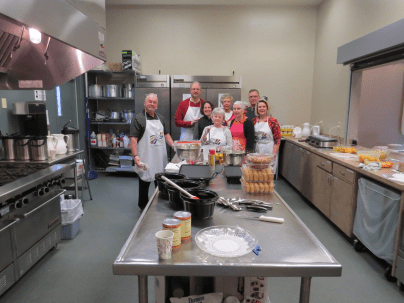 Annual Meeting Kitchen Group 2016
