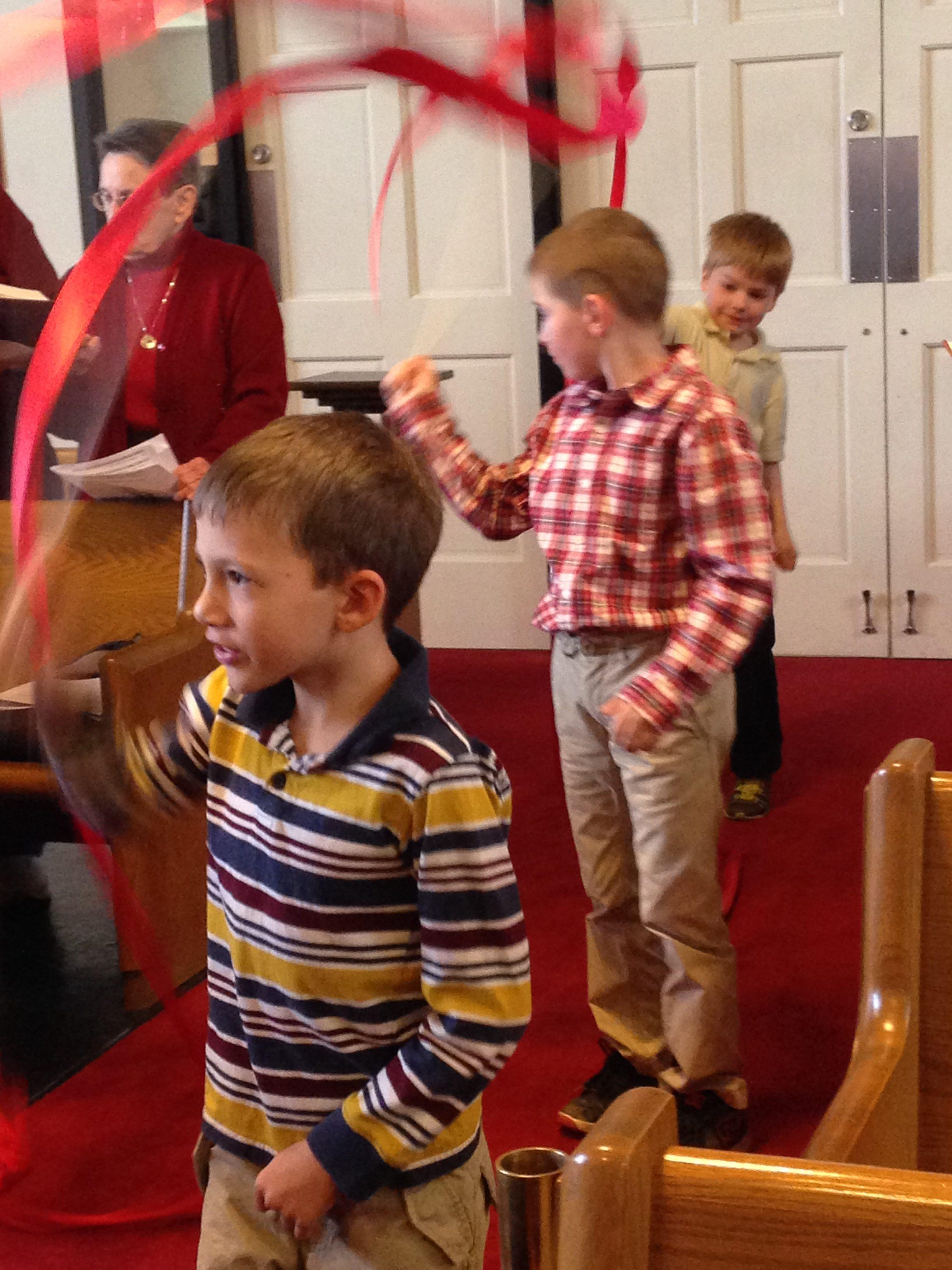 Pentecost Sunday_2016
