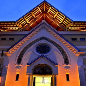 Église Saint-Joseph Nuit