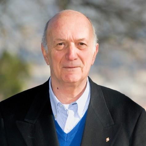 André Valentino, No 2 de la liste SainteFoyÀVENIR