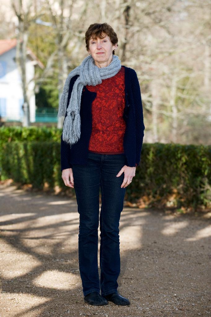 Marie-Noelle Fuchy, Citoyenne, onzième pour la liste SainteFoyÀVENIR