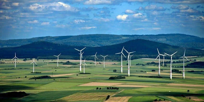 Permasalahan lingkungan akibat kincir angin