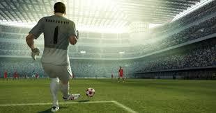 tendangan sudut sepak bola