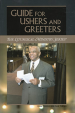 Cover of LTP's Guide for Ushers and Greeters