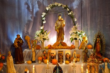 Saint Joseph's Day Groppo Family -17 copyright Kim Smith