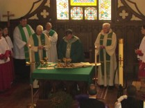 Consecration of the Gifts