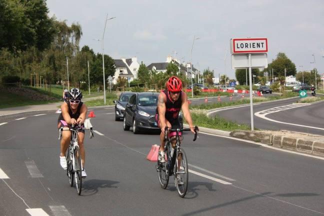 triathlon de LORIENT