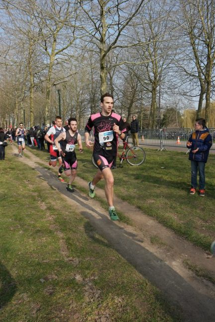 Duathlon de Caen – 13 mars 2016 – Qualification D3