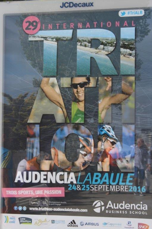 Triathlon de La Baule 2016