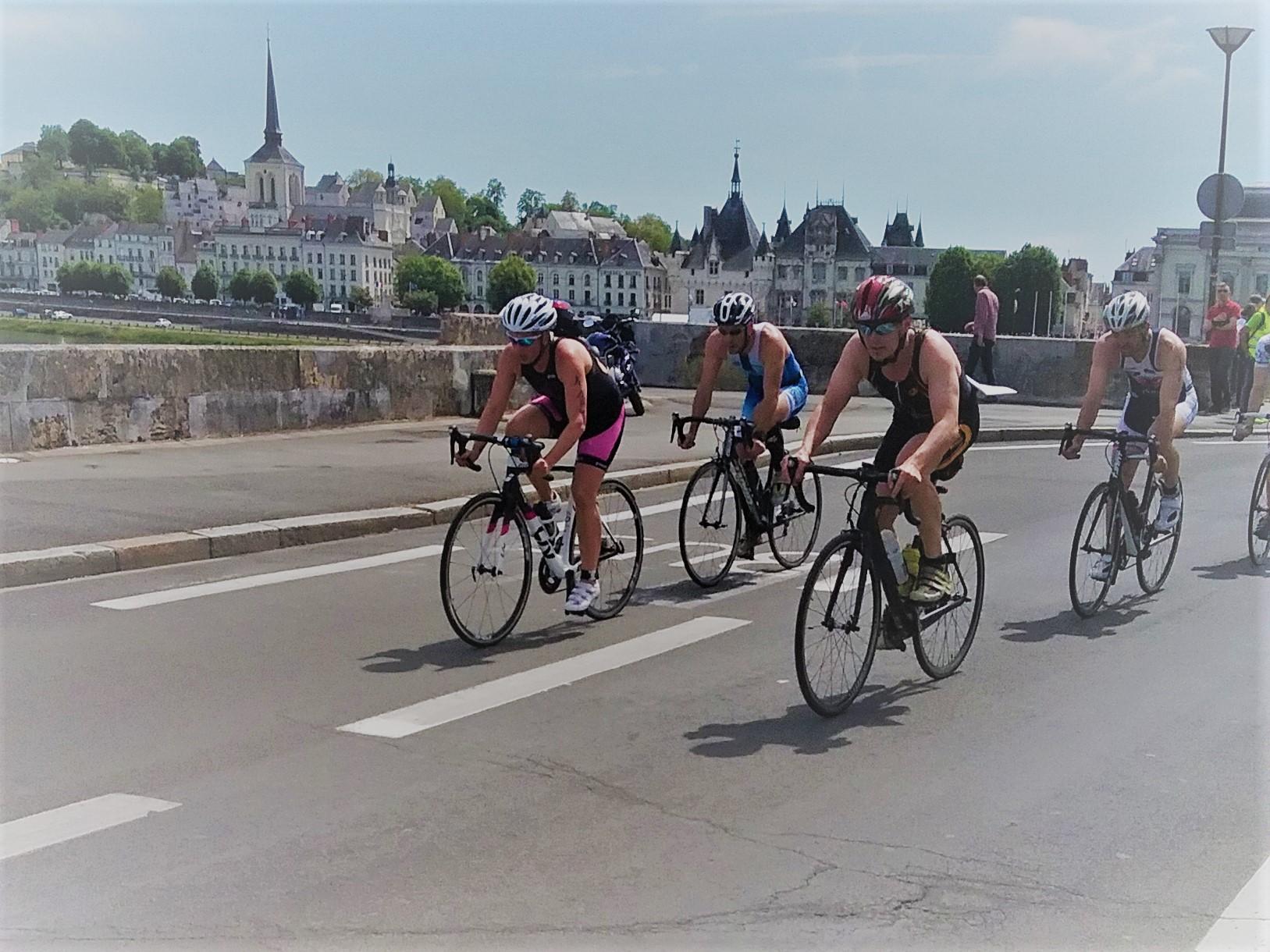 Triathlon de Saumur 1ere edition