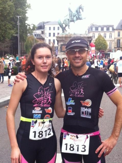 10 km de Rouen – Toph et Salomé