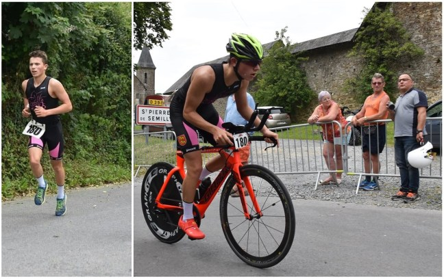 Duathlon St Pierre de Semilly 2019