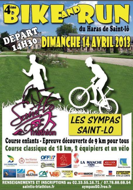 Bike and Run 2013