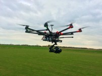 S1000 Drone with 5D camera missouri aerial photography