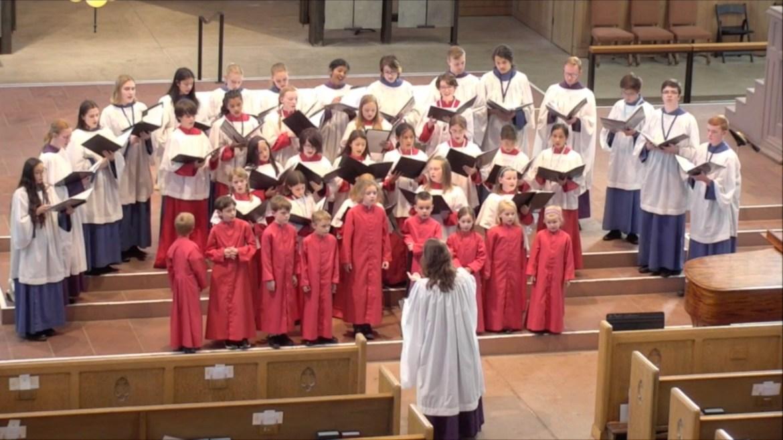 Saint Mark's Choir School Spring Concert