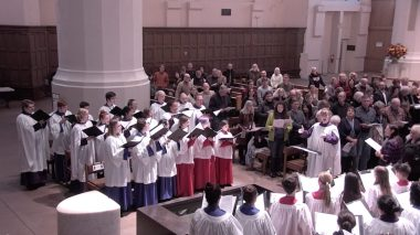 Choral Evensong – The Festival of All Saints and Commemoration of All Souls