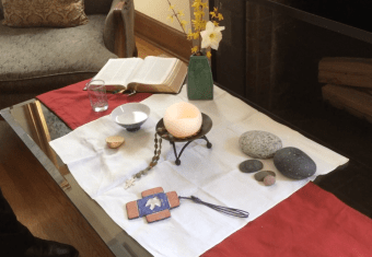 Making your Home Altar