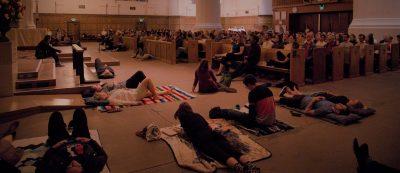 Women's Compline Service 2019 Congregation