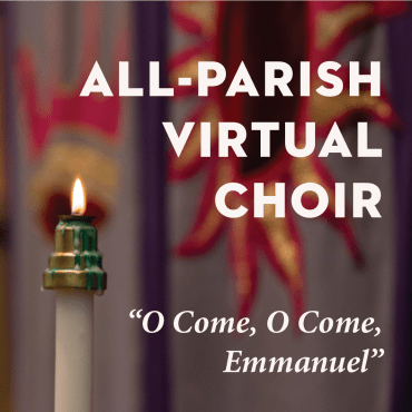 YOUR Voice is Needed—O Come O Come Emmanuel