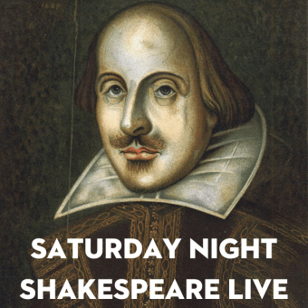 Saturday Night Shakespeare Live! with the 20s/30s