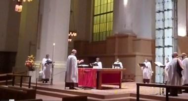 Compline on the Feast of Pentecost, 2021