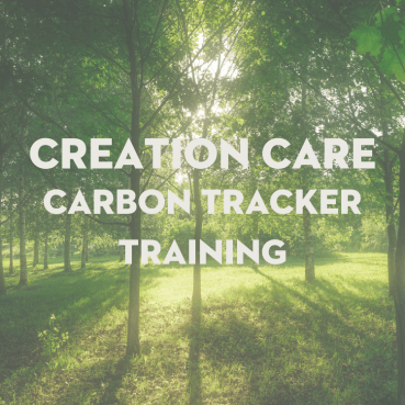 Creation Care: Carbon Tracker Training