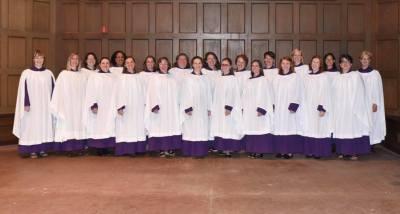 The Women's Compline Choir 2019