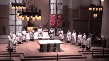 Compline on the Sixth Sunday after Pentecost, 2021