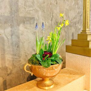 Living arrangement in Thomsen Chapel