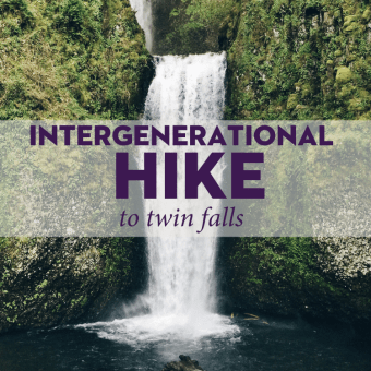 Intergenerational Hike to Twin Falls
