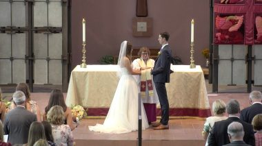 The Celebration and Blessing of the Marriage of Cayla Cocanour and Rob Shaplen